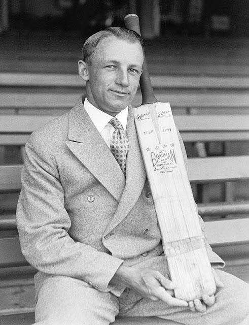 10 things you may not know about Don Bradman