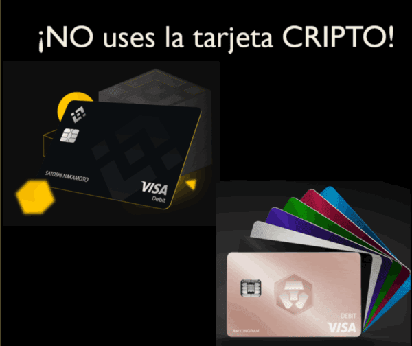 No uses la tarjeta cripto - Locademia Digital