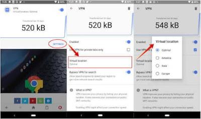 كيفية, تنشيط ,VPN, المجاني, من, أوبرا, على, هواتف, وأجهزة, الاندرويد