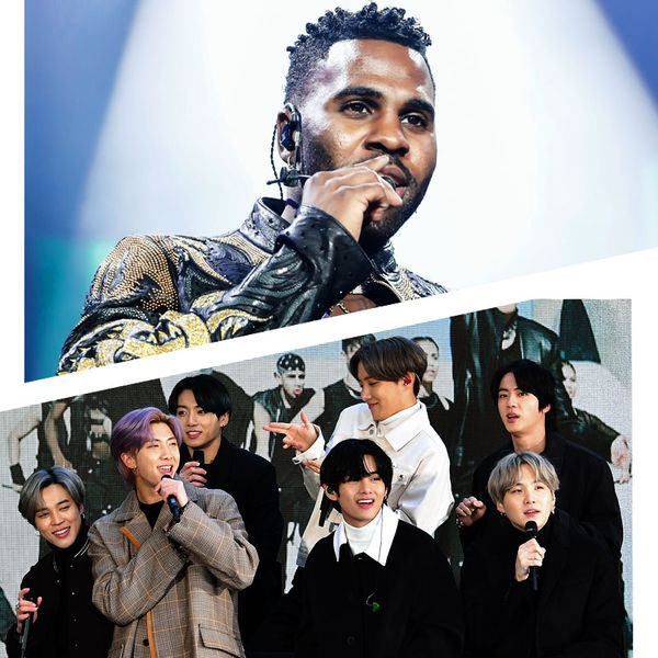 BTS se junta a Jason Derulo e Jawsh 685 no remix de 'Savage Love'