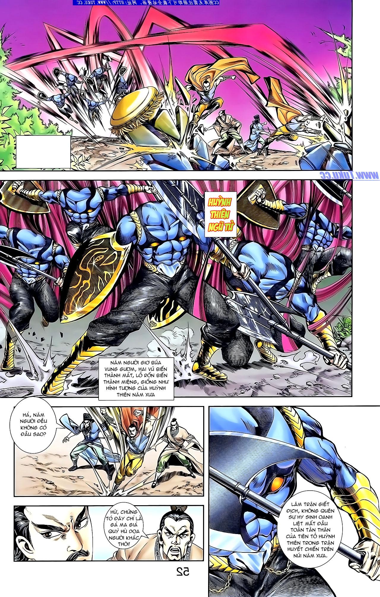 Cơ Phát Khai Chu Bản chapter 134 trang 4