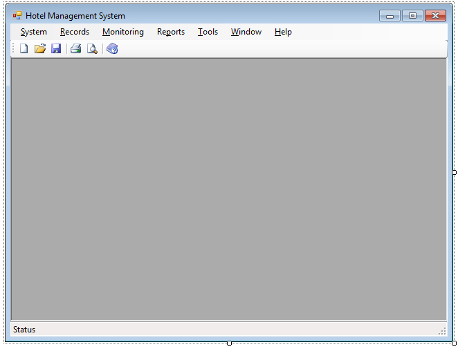 Hotel Management Project Report Download Using Java - inkstrongwind0