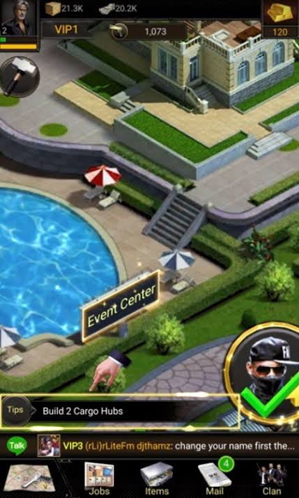 Mafia City Mod Apk features