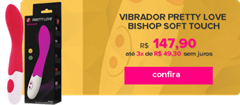 vibrador pretty love bishop