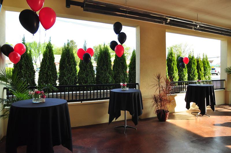 Engchik Eats: Sullivan's Steakhouse Patio Debut With VIP Party