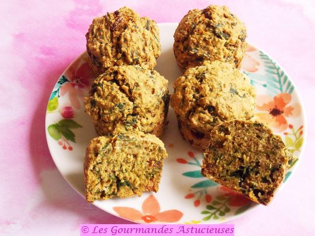 Comment faire des muffins sucrés aux blettes ?