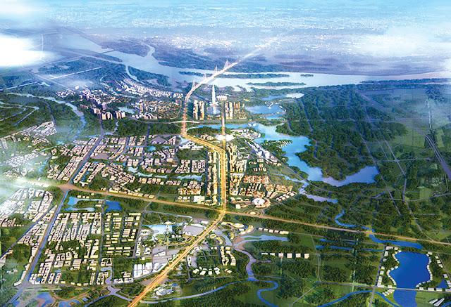 Danh sách các dự án lớn nhỏ tại Đông Anh, đầu tư mới cập nhật 2021 xây dựng ở khu vực Đông Anh Hà Nội