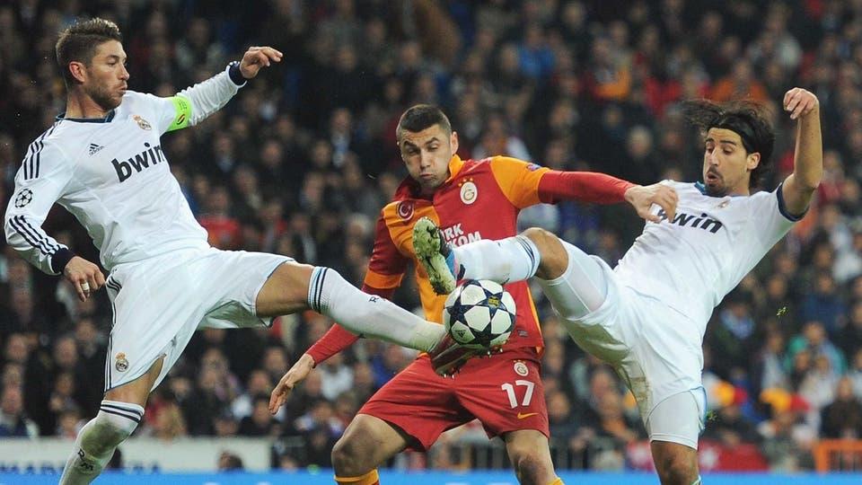 نتيجة مباراة ريال مدريد وغلطة سراي بتاريخ 06-11-2019 دوري أبطال أوروبا