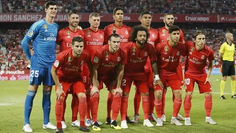 Real Madrid đã đoạt được chiến thắng khi giành về chiếc Cúp Nhà vua