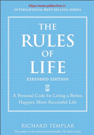 Download The Rule Of Life By Richard Templar in Pdf