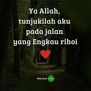 mutiara doa semoga Allah meridhoi