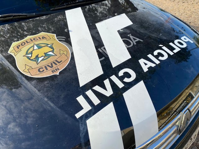 Suspeito de integrar organização criminosa especializada em roubo de veículos é preso no RN