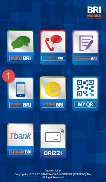 Cara Cek Informasi Status Transfer Melalui Mobile BRI