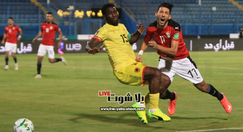 مصر وأنغولا