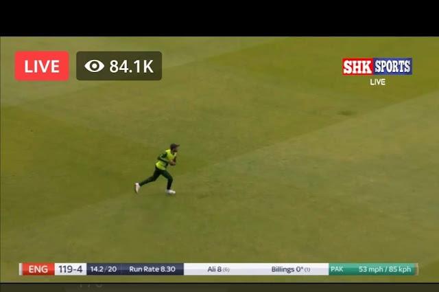 Pakistan vs England 2nd T20 Live Cricket Match Today Updates