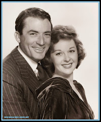 Gregory Peck y Susan Hayward