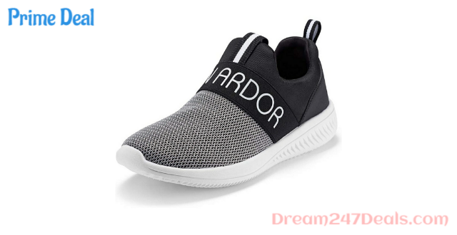 40% off JENN ARDOR Women's Walking Casual Sneakers Lightweight Slip-On Breathable Mesh Outdoor Sports Shoes