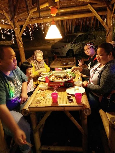 De Bamboo Steamboat & Grill Taman Sedia Cameron Highlands|
