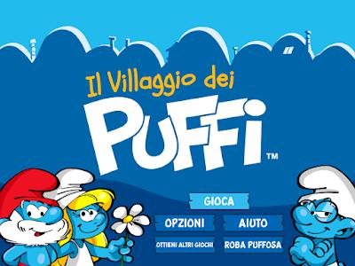 Smurf Village / Il Villaggio dei Puffi
