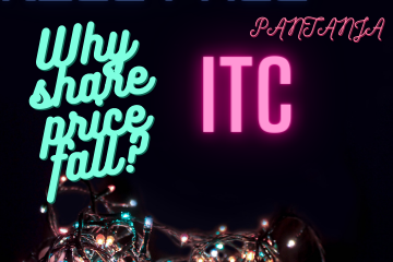 Why itc share price falling? Why is itc stock falling?
