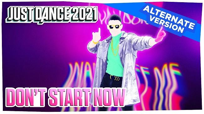 Improvements in Just Dance 2021