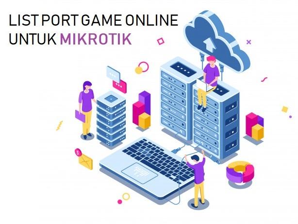 Daftar List Port Game Online, Game Browser, Game Facebook untuk