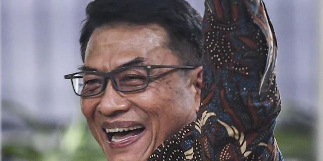 Situasi Negeri Ini Mengerikan Jika Kepengurusan Moeldoko Dapat SK Dari Jokowi
