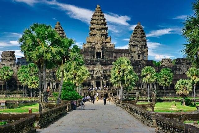 8 Mysteries Angkor Wat Facts For Cambodian Enthusiasts