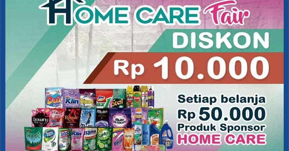 Promo Indomaret Terbaru Home Care Festival Periode 17 31 Oktober 2018 News And Talking