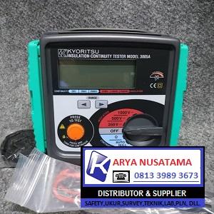 Jual Digital Insulation Tester Kyoritsu 3005a 1000V di Depok