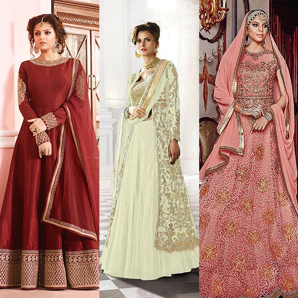 Anarkali Suits - Kaseeshonline