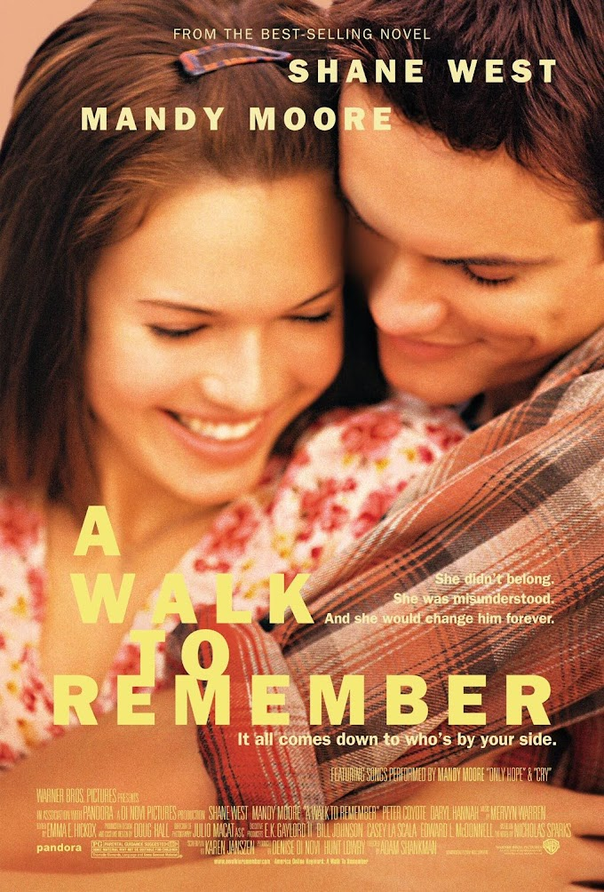 [Movie] A Walk to Remember