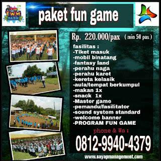 paket fun game