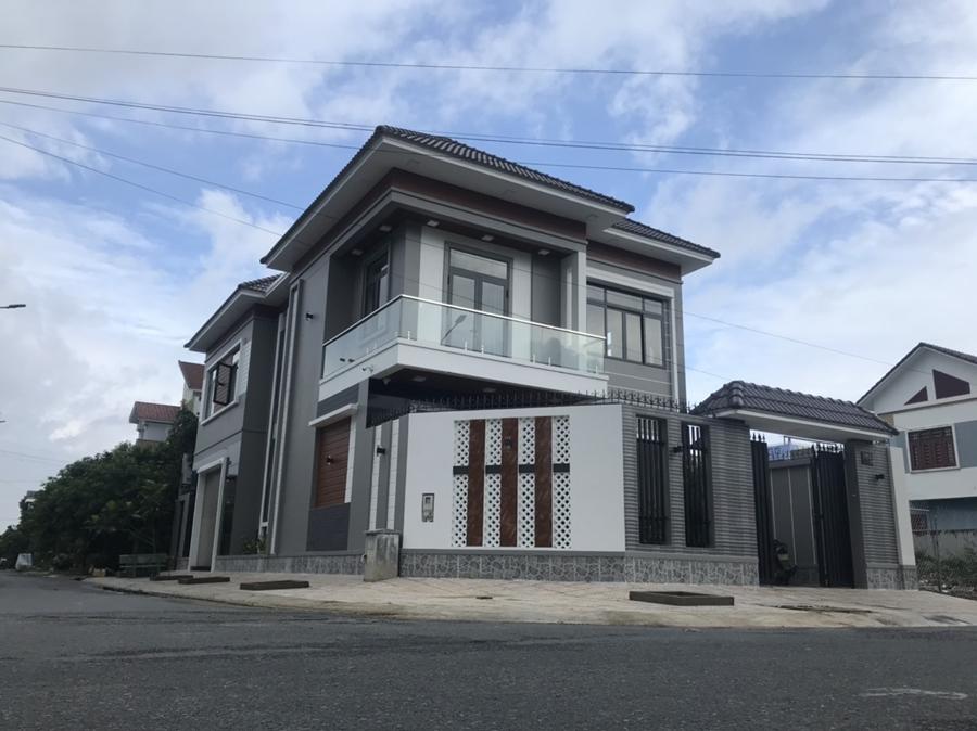 BT24: Biệt thự phố 2 mặt tiền ở Biên Hòa