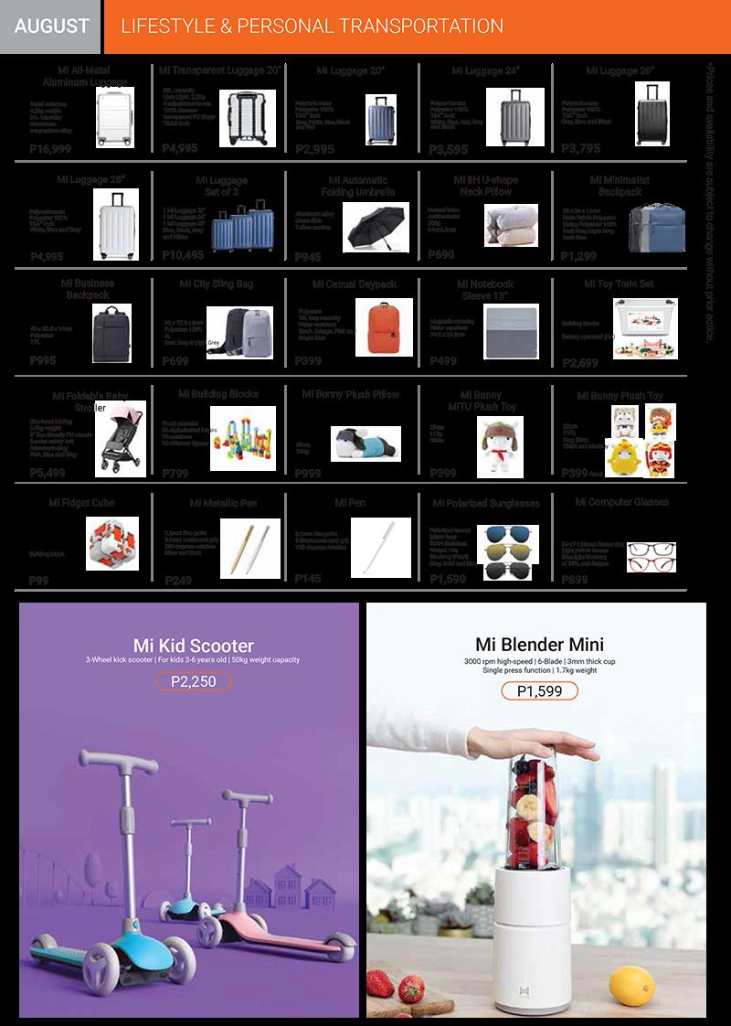 Xiaomi Brochure Page 3