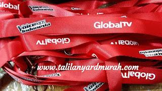 Pusat penjualan tali lanyard harga murah di Jakarta