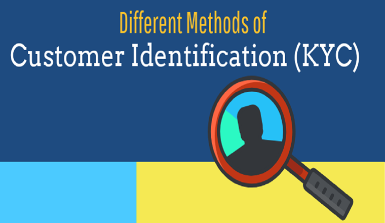 Different Methods of Customer Identification #infographic