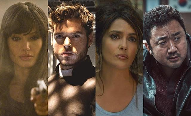 Os Eternos, da Marvel Studios, tem elenco e data de lançamento revelada