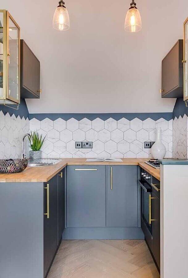 small kitchen decor idea