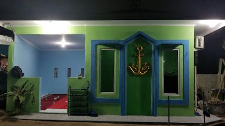 Malam Nisfu Sya'ban, KSOP Marunda dan Pengguna Jasa Resmikan Pemanfaatan Mushola