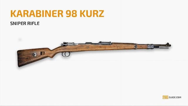 Kar98K PUBG