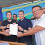 Jaguarari: Assinada ordem de serviço para terraplanagem dos 42 km da estrada que liga a sede a Gameleira e Santa Rosa