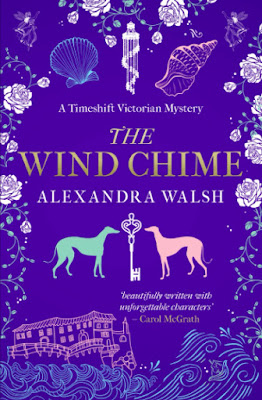 The Wind Chime by Alexandra Walsh book cover