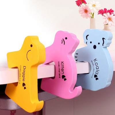 Animal Doorstop Set