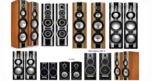 Harga Speaker Polytron XBR