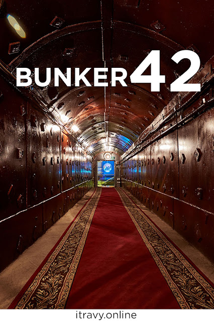 Bunker 42 - Moscow - iTravy