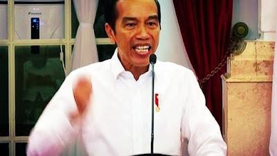 Jokowi Marah Kepada Jajaran Menteri Soal Lambannya Realisasi Anggaran Covid-19