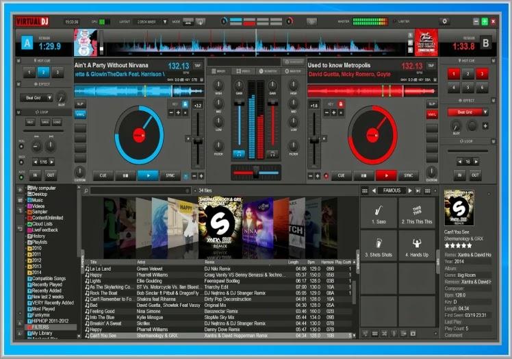 Τα 5 καλύτερα μουσικά προγράμματα Dj για τα Windows