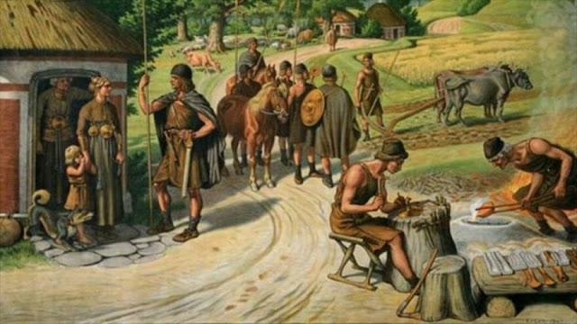 """""""Ricos de la Edad de Bronce eran sepultados con sus sirvientes"""""""