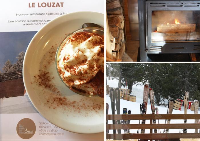 resto altitude Le Louzat - Bonascre